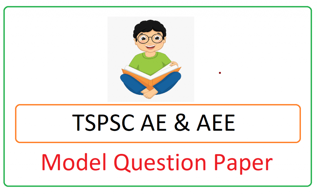 TSPSC AE & AEE Model Paper 2021